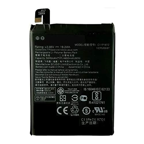 Bateria Compatível Zenfone 3 Zoom Ze553kl C11p1612