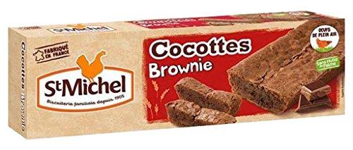 St Michel Aufläufe Brownie Schokolade 240G (Lot 10 X 3 Sätze)