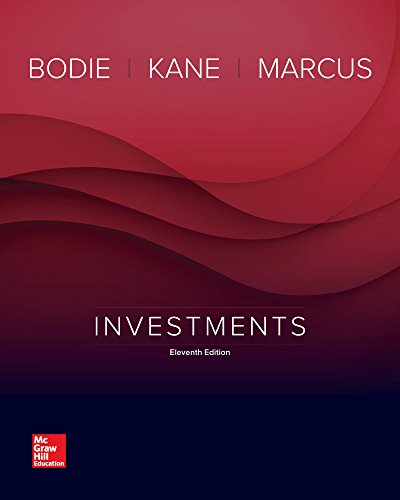 Download Loose Leaf for Investments (The Mcgraw-hill Education Series in Finance, Insurance, and Real Estate) 1259715205