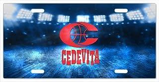 KK Cedevita Basketball Champions Vanity License Plate Vanity License Plate