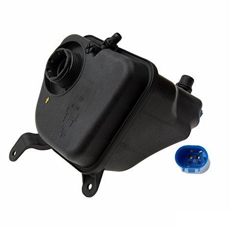 BMW Coolant Reservoir Expansion Tank + Sensor Genuine OE 17137590626 / 17137640515 135i 335i 335i xDrive
