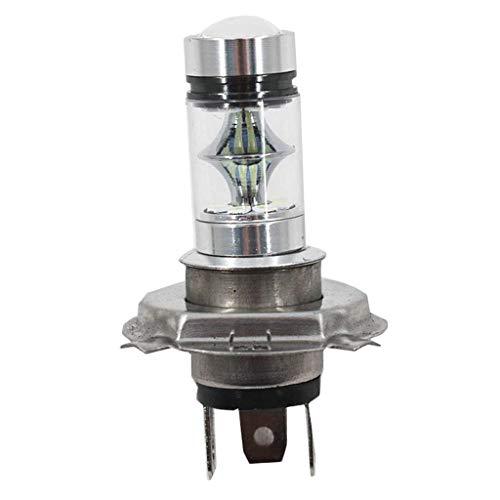 balikha Kits de Faros LED DC12V 1000LM Fog Light Bulb 8000K Driving DRL Lamp H4 9003