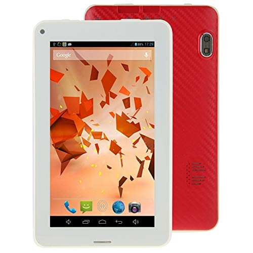 7.0 Pulgadas Android 4.2 Tablet PC, Llamada telefónica 2G (Color : Dark Red)