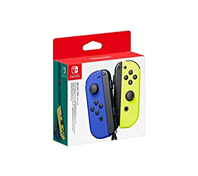 Joy-Con Pair (Neon Blue/Neon Yellow) (Nintendo Switch)