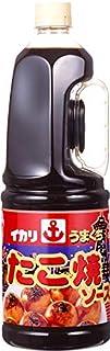 イカリソースたこ焼ソースうまくちハンディ2100g(業務用) ×2本