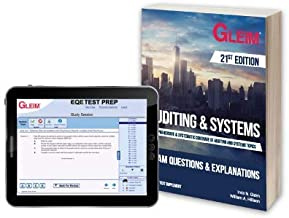 Auditing & Systems Exam Questions & Explanations with Access Code 21st edition