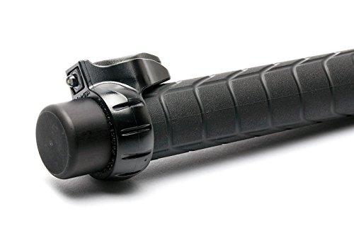 Baton Grip Light, Black (Expandable Baton Not Included.)
