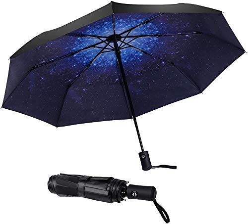 El mejor paraguas plegable a prueba de viento