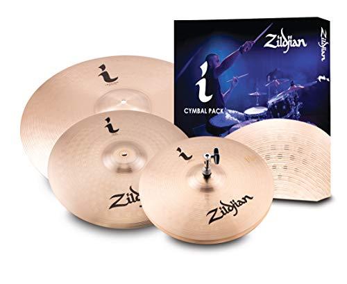 "Zildjian ILHESSP I Family Series - Essentials Plus Cymbal Pack - (13""H, 14""C, 18""CR)"