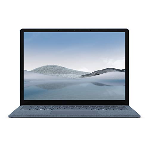 """Microsoft Surface Laptop 4 13.5"""" Touch-Screen – IntelCore i5 - 8GB - 512GB Solid State Drive (Latest Model) -Ice Blue"""