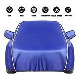 Funda protectora de coche Cubierta De Coche Completo Impermeable, Compatible Con Dodge Challenger / SRT, R / T, GT AWD, SXT TODA LA PROTECCIÓN DEL TIEMPO DE LA PROTECCIÓN DEL CARA DE CUERA UNIVERSAL D