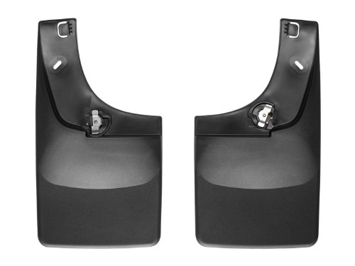 WeatherTech 120010 Rear Mud Flap for Select Chevrolet Models Set of 2