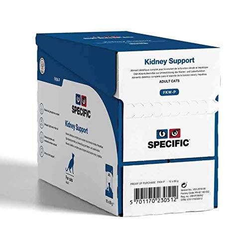 Specific Kidney Support FKW-P - 12 x 85 g