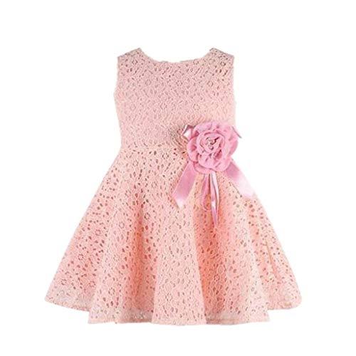 FRAUIT kant jurk meisjes feestelijke jurk kinderjurk met bloemen kinderen meisjes bruiloft bloemenmeisjesjurk prinses jurk chiffonjurk feestjurk