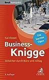 Business-Knigge: Stilsicher durch Büro und Alltag
