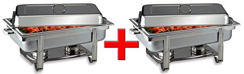Chafing Dish Chef - Bufets calentadores...