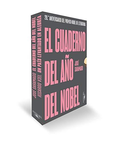 El cuaderno del año del Nobel | Un país levantado en alegría: (edición especial por el 20º aniversario del Premio Nobel de Literatura) (HISPANICA)