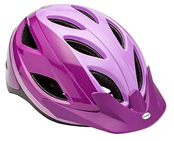 Schwinn Pathway Adult Bike Helmet Purple Youth