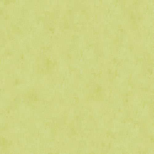 Papiertapete Tapete einfarbig Tapete uni 688866 68886-6 A.S. Création Boys & Girls 5 | Grün | Rolle (10,05 x 0,53 m) = 5,33 m²