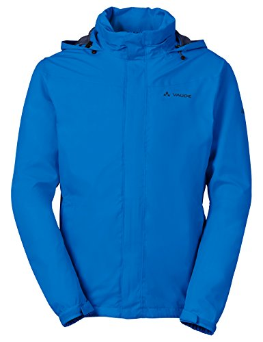 VAUDE Herren Jacke Escape Bike Light Jacket, radiate blue, M, 050189465300