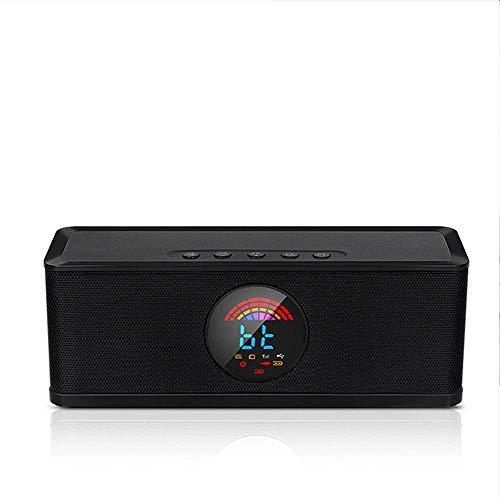 günstig ZENWEN Tragbarer Bluetooth-Lautsprecher Übergewichtiger Bass Home Drahtloser Handy-Wecker Kleiner Ton Vergleich im Deutschland