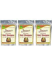 Jenice Natural Amla Reetha Shikakai Methi dana Hair Wash Powder 250 grams