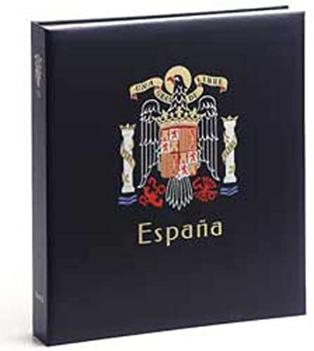 mejor calidad DAVO 7931 Luxe Luxe Luxe stamp album Spain I 1850-1944  hermoso