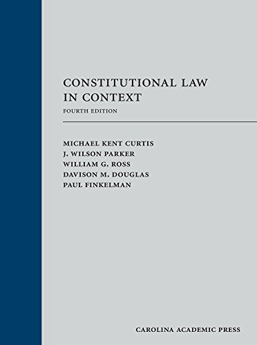 Download Constitutional Law in Context 1531008437