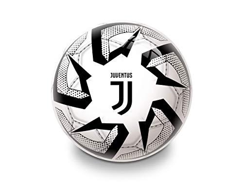 Mondo Toys - Balón de fútbol F.C. Juventus para niña/niño - Color Blanco/Negro - Imagen de Jugadores - 06174
