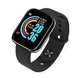 Relógio Inteligente SmartWatch D13 Monitor Cardíaco Monitor Sono Pressão Sangue modo exercicio iOS Android