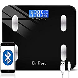 Dr trust USA 509 smart digital weighing scale
