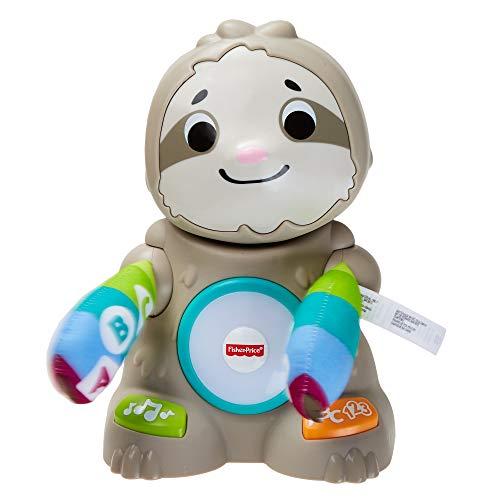 Fisher-Price Linkimals Matthieu le Paresseux, jouet bébé...