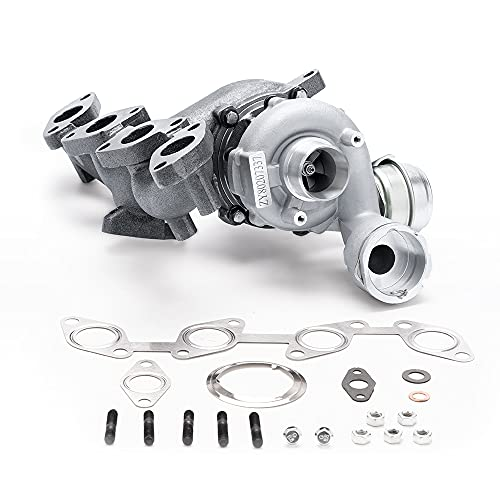 ZYauto Turbocompressori per A3 140BHP 103kW 2.0TDI BKD/AVZ 8P1 8PA Hatchback 2003-2013