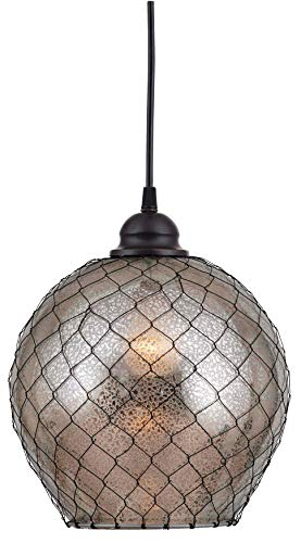 Kenroy Home Kenroy 93038AMER Transitional One Light Pendant...