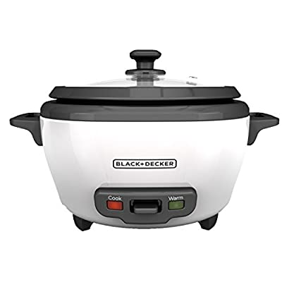 Black Decker Rice Cooker Review