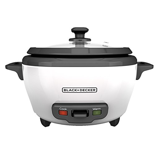 BLACK+DECKER RC506 6-Cup Rice Cooker