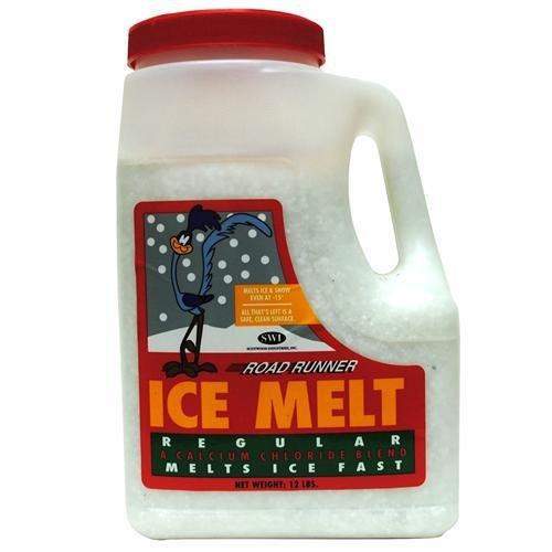 Scotwood Industries 12J-RR Road Runner 12-Lb. Premium Ice Melt - Quantity 4