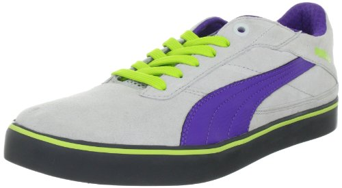 Puma Maeko S - Zapatillas de Skateboarding para Hombre, tamaño 43 UK, Color Gray Violeta - Tea