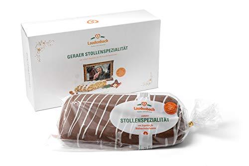 Original handgemachter Bratapfelstollen - täglich frisch gebacken in einer Thüringer Bäckerei I Inkl. schöner Geschenkverpackung