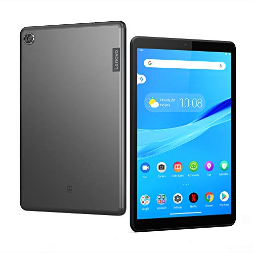 Lenovo Tab M8 Tablet, 8' HD Android Tablet, Quad-Core Processor, 2GHz, 32GB Storage, Full Metal...