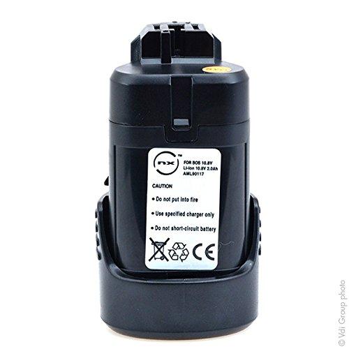 NX - Akku Schrauber, Bohrer Avec cellules Samsung 10.8V 2Ah - 1600A001BT ; 1600Z00