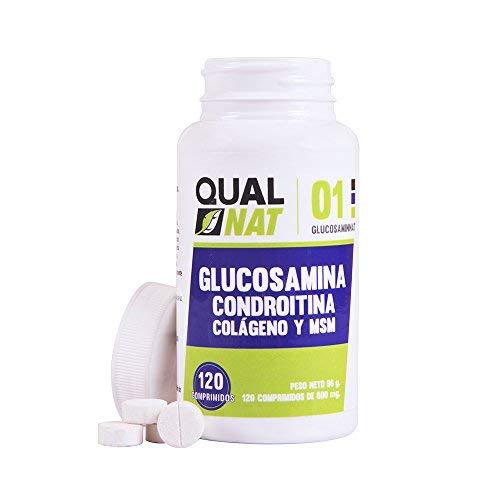glucosamina acido hialuronico condroitina msm solgar propiedades