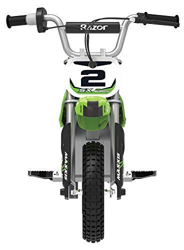 Razor SX350 Dirt Rocket McGrath Electric Motocross - Green - FFP
