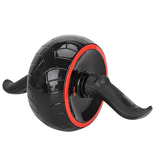 Rodillo de ejercicio abdominal, rueda de entrenamiento para abdominales, gimnasio en casa, equipo de fitness, máquina de entrenamiento abdominal, al aire libre, interior