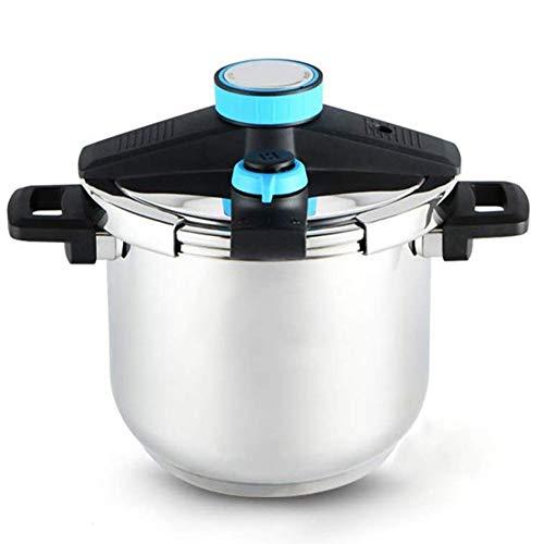 YFGQBCP Robot Cocina Presión del hogar Cocina, Avanzada de Seguridad a Prueba de explosiones Mini Olla, pote de cocinar, Todo Tipo de Estufas Son universales, fácil de cocinar (Size : 4L)