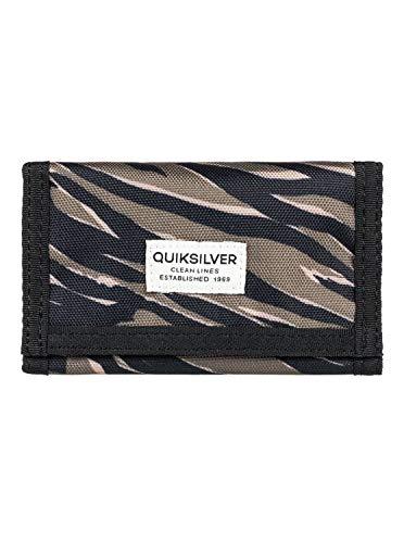 Quiksilver The EVERYDAILY, Monederos. para Hombre, Calamata, Medium