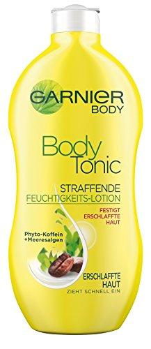 Garnier Body Tonic Straffende Feuchtigkeits-Lotion, 400 ml