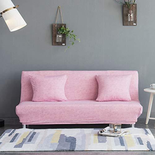 chenbyyao Modernes und Schlichtes Universalgummiband für 160-190cm pink,Sofabezug Stretch Sofahusse...