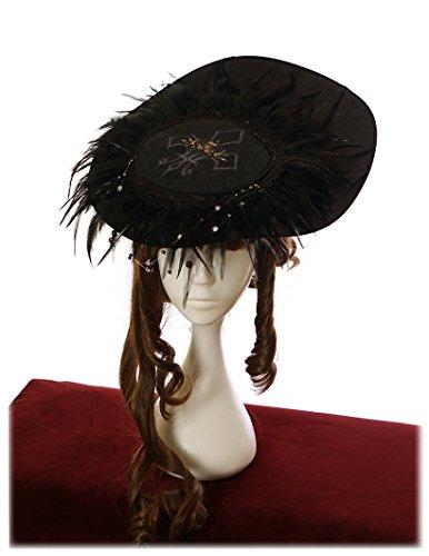 Cartwheel Hat