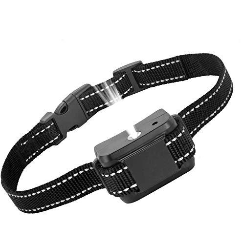 ULTPEAK Collar Antiladridos,Collar de Adiestramiento para Perros, Collar Automático de Spray Anti-ladridos, Collar Adiestramiento Perros Recargables y Seguros Sensibilidad y Volumen Ajustables